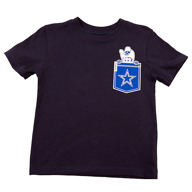 Dallas Cowboys Toddler Marlow Tee