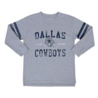 Dallas Cowboys Youth Newton Long Sleeve Tee