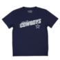 Dallas Cowboys Youth Desmond Performance Tee