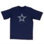 Dallas Cowboys Youth Compound Stats Tee