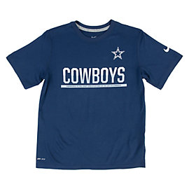 Dallas Cowboys Nike Youth Team Practice Tee