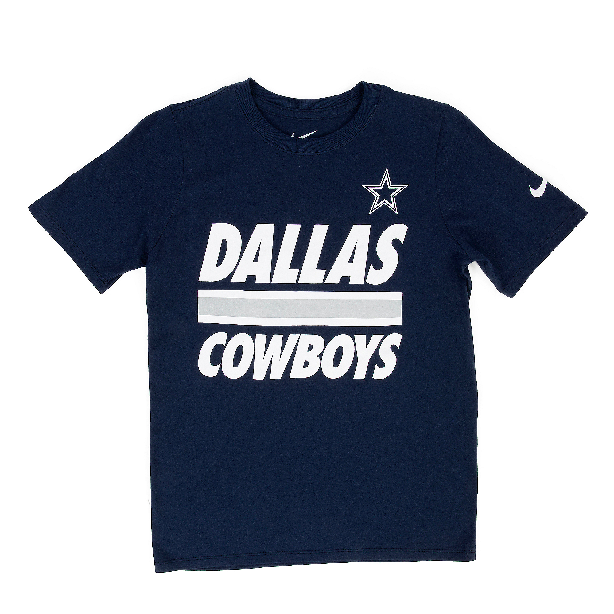Dallas Cowboys Youth Stripe Tee