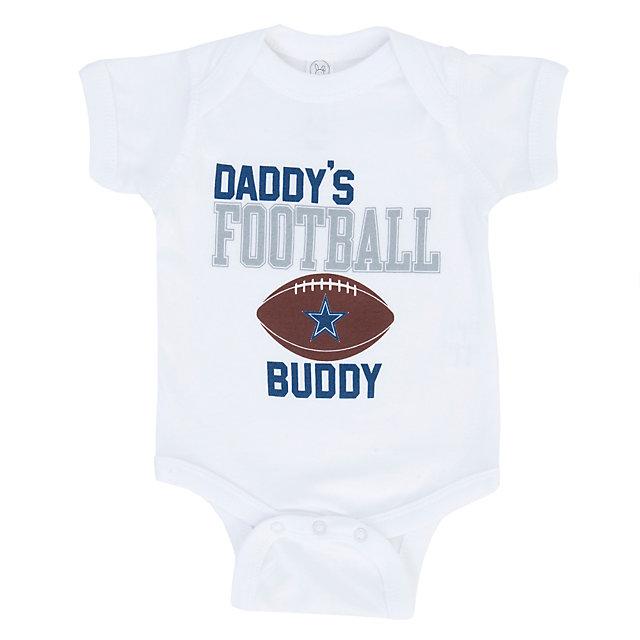 Dallas Cowboys Infant Daddy's Boy Bodysuit