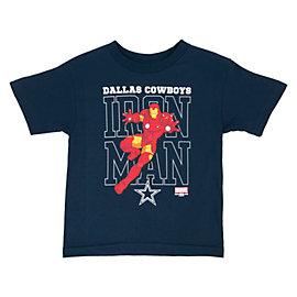 Dallas Cowboys MARVEL Toddler Iron Defender Tee