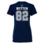 Dallas Cowboys Girls Jason Witten #82  Name & Number Tee