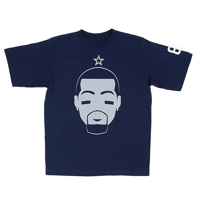 Dallas Cowboys Kids Dez Face Tee