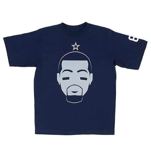Dallas Cowboys Kids Dez Face Tee