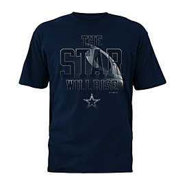 Dallas Cowboys Star Wars Youth Star Rise Tee