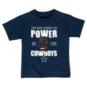 Dallas Cowboys Star War Toddler Cowboys Power Tee