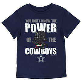 Dallas Cowboys Star War Kids Cowboys Power Tee