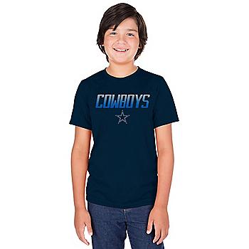 Dallas Cowboys Youth Glanton Tee