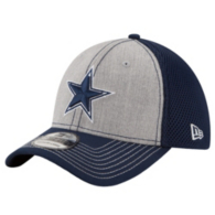 Dallas Cowboys New Era Heathered Neo 39Thirty Cap