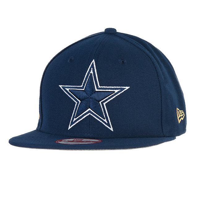 Dallas Cowboys New Era Team Hasher Redux 9Fifty Cap