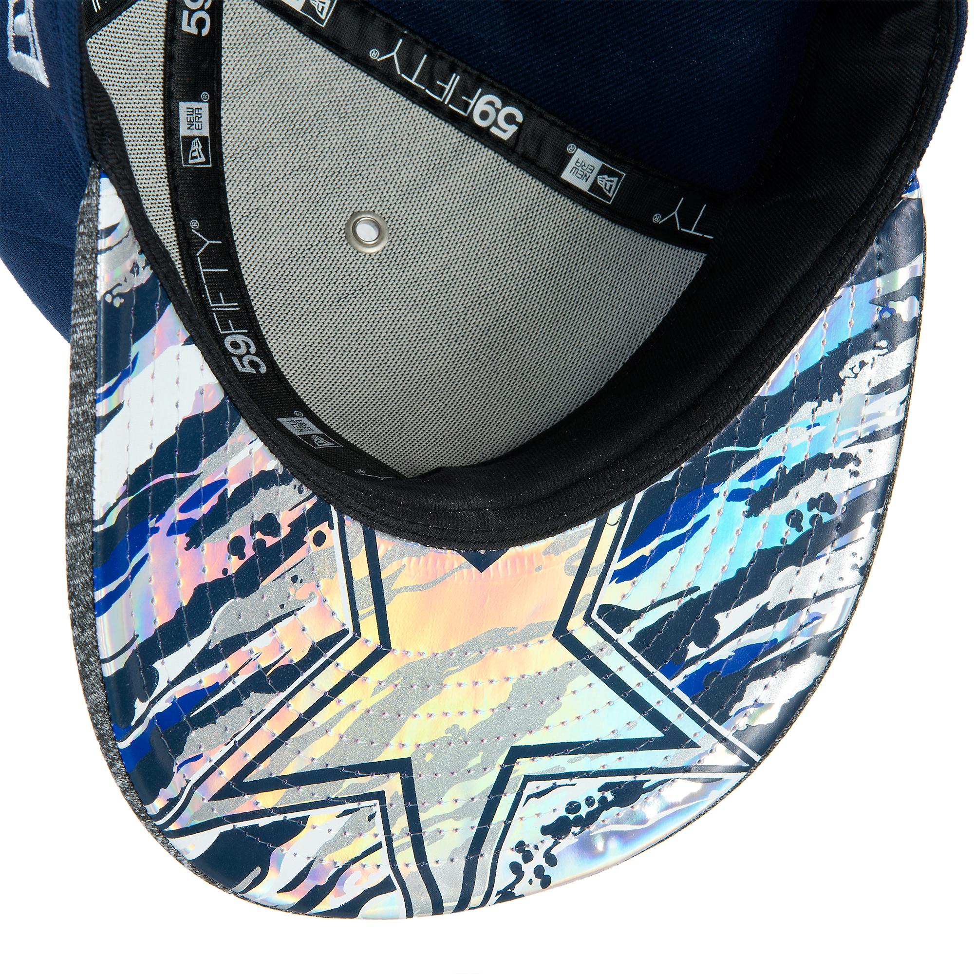 Dallas Cowboys New Era 2016 Mens On Field Draft 59Fifty Cap ... 9319b2ea9