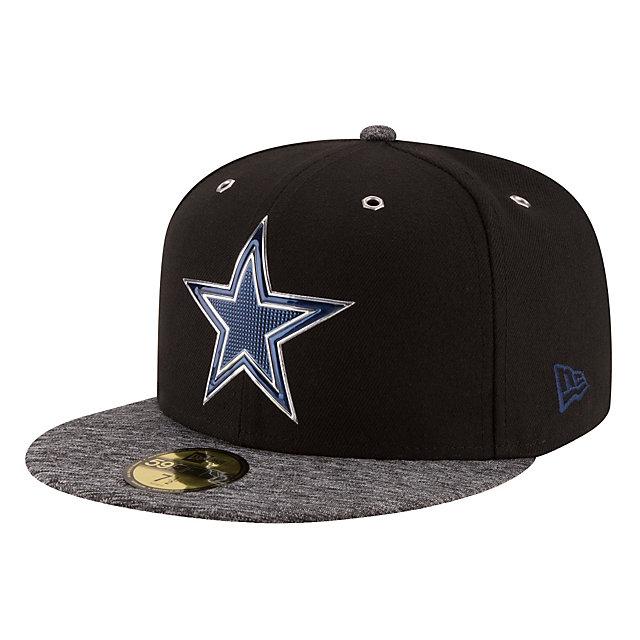 Dallas Cowboys New Era 2016 Draft Mens Fashion 59Fifty Cap