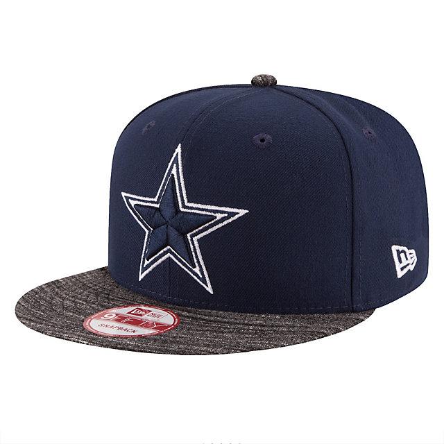 Dallas Cowboys New Era Team Solid 9Fifty Cap