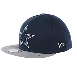 Dallas Cowboys New Era Star Trim 9Fifty Cap