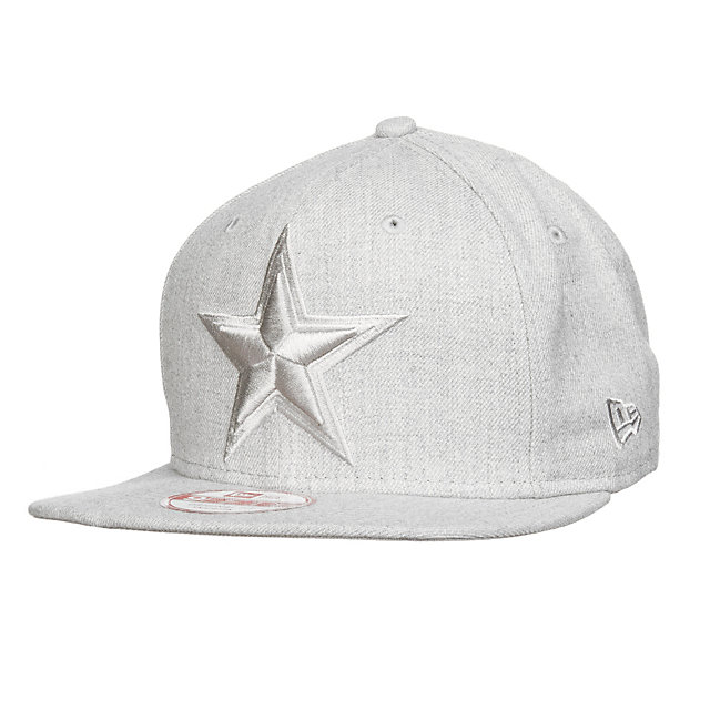Dallas Cowboys New Era Heather Grand 9Fifty Cap