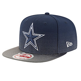 Dallas Cowboys New Era Flow Flect Snap 9Fifty Cap
