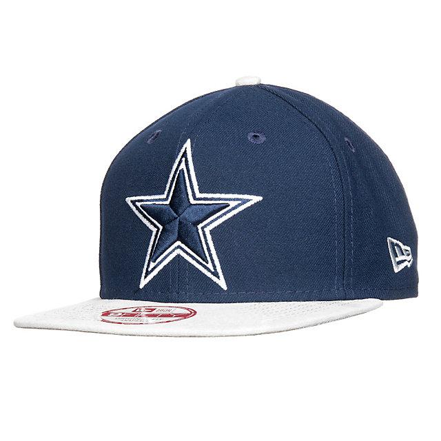 Dallas Cowboys New Era Team Suede 9Fifty Cap