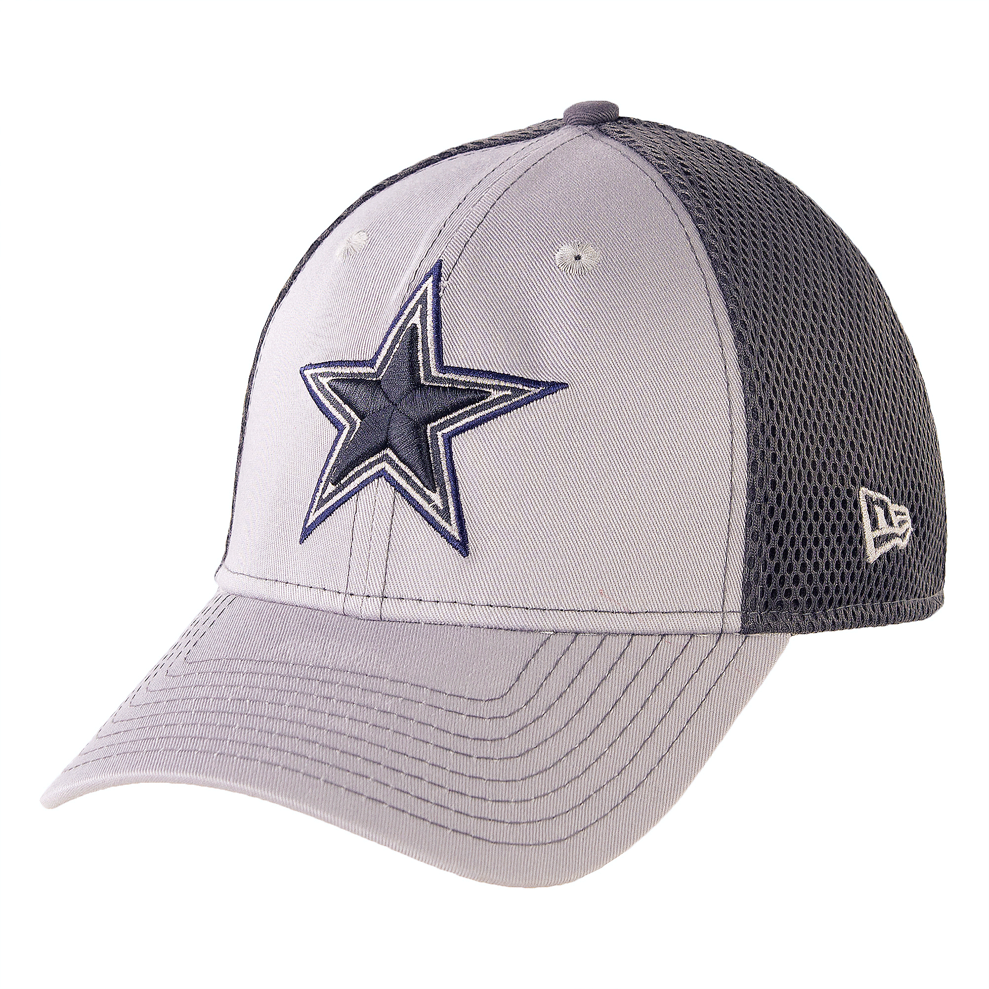 Dallas Cowboys New Era Greyed Out Neo 2 39Thirty Hat