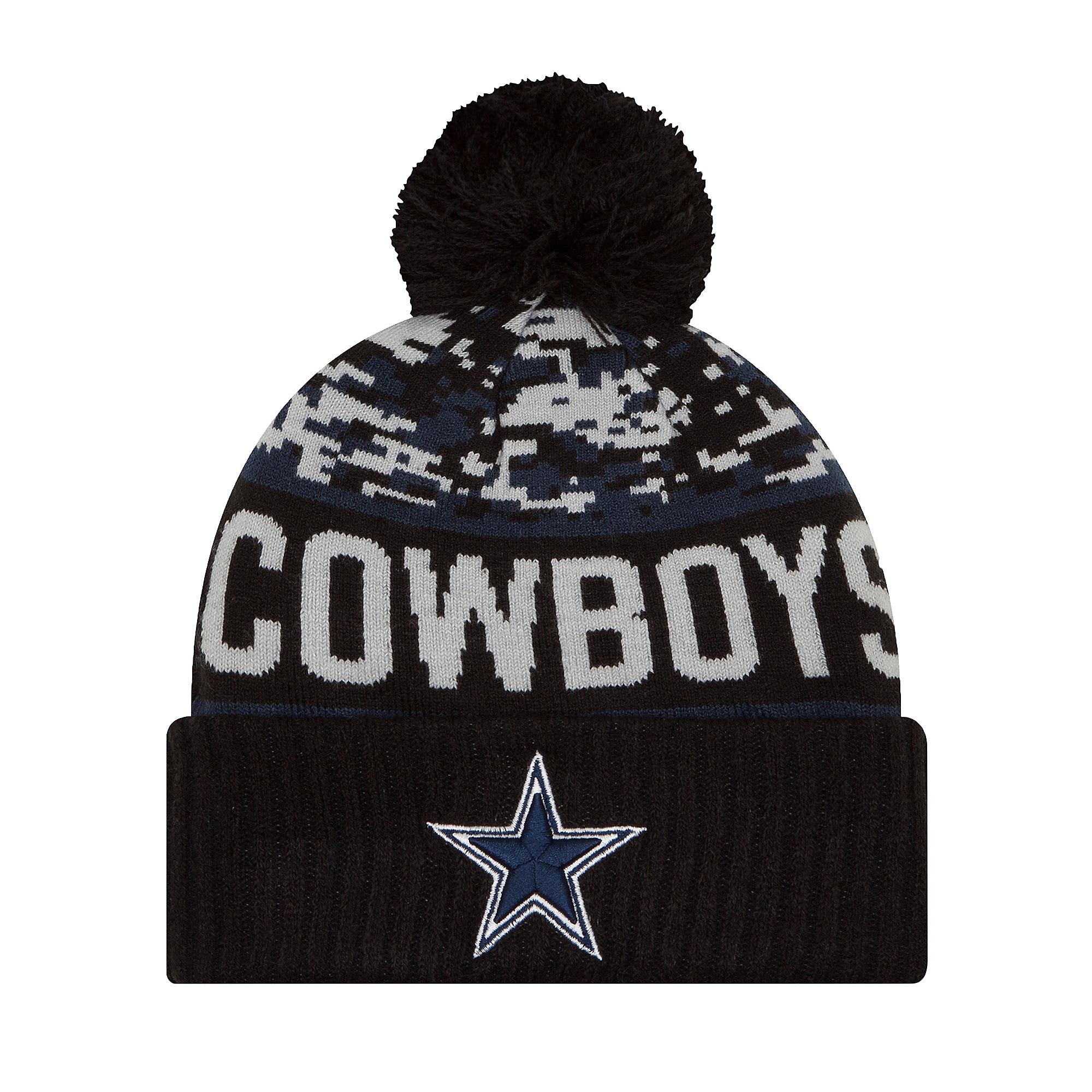 7b168c2a712 Dallas Cowboys New Era Winter Freeze Knit Hat