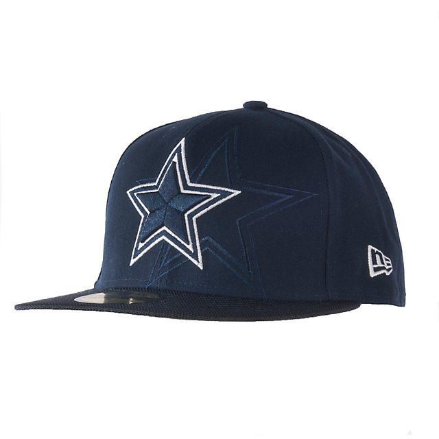 Dallas Cowboys New Era On-Field Sideline 59Fifty Cap