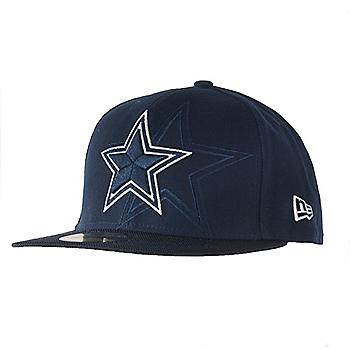 Dallas Cowboys New Era Mens On-Field Sideline 59Fifty Hat