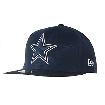 Dallas Cowboys New Era Mens On-Field Sideline 59Fifty Hat