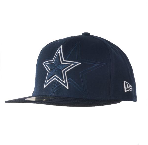 Dallas Cowboys New Era On-Field Sideline 59Fifty Cap