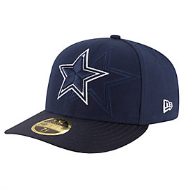 Dallas Cowboys New Era On-Field Sideline Low Crown 59Fifty Cap