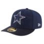 Dallas Cowboys New Era On-Field Sideline Low Crown 59Fifty Hat