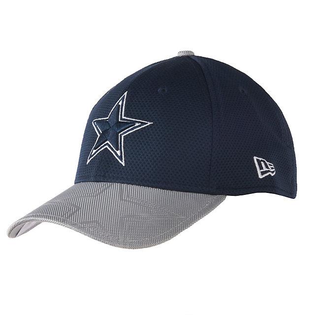 Dallas Cowboys New Era On-Field Sideline 39Thirty Cap