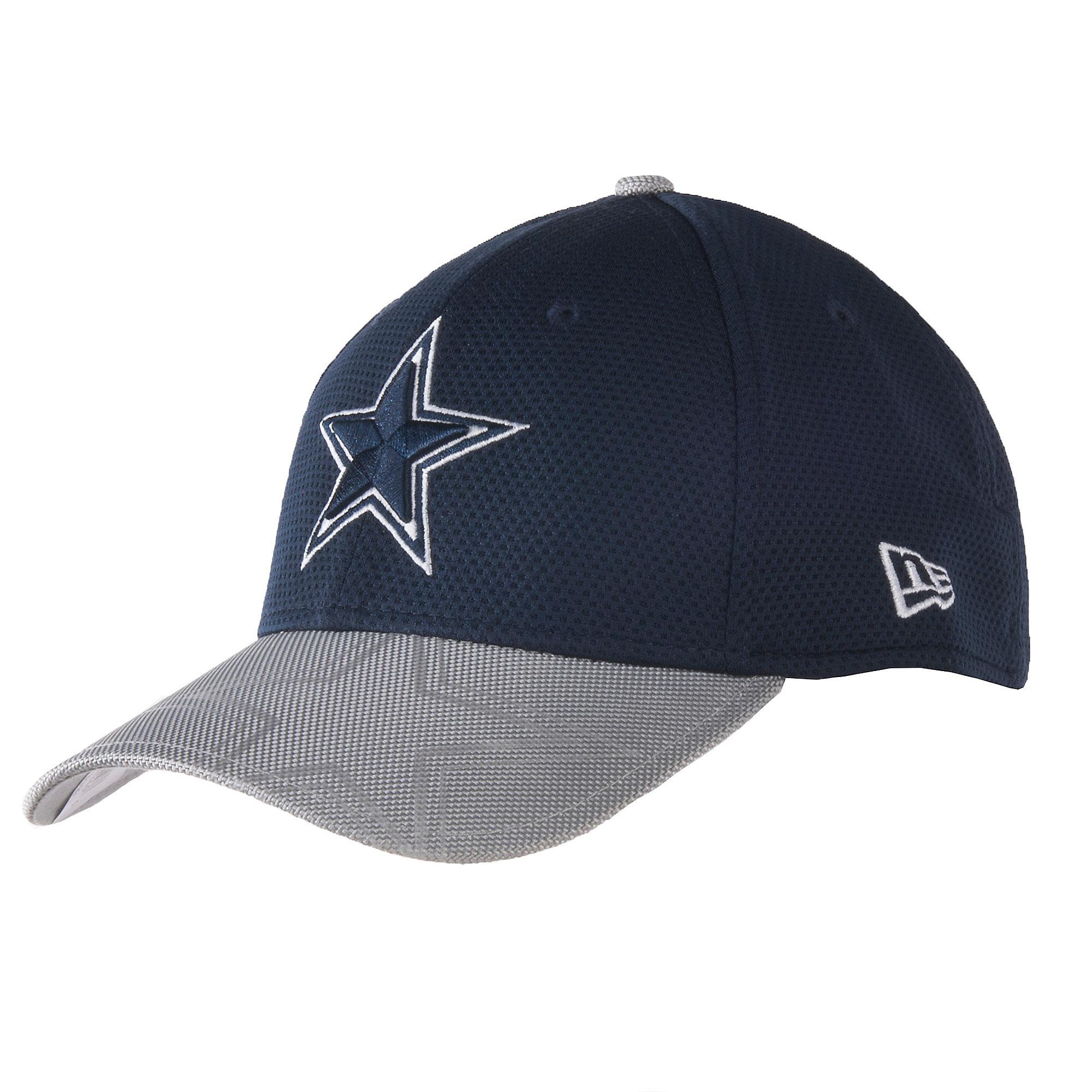 Dallas Cowboys New Era On-Field Sideline 39Thirty Hat