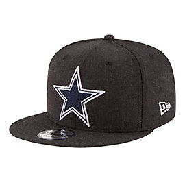 Dallas Cowboys New Era Heather Crisp 9Fifty Cap