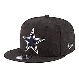 Dallas Cowboys New Era Heather Crisp 9Fifty Cap