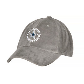 Dallas Cowboys Dorrough Music Suede Hat