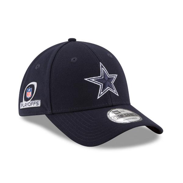 Dallas Cowboys New Era League Playoff Patch 9Forty Cap