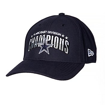 Dallas Cowboys New Era 2016 NFC East Division Champs 9Forty Hat