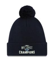 Dallas Cowboys New Era 2016 NFC East Division Champs Pom Knit Hat