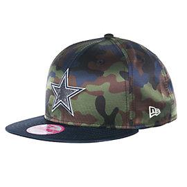 Dallas Cowboys New Era Snap Luster 9Fifty Cap