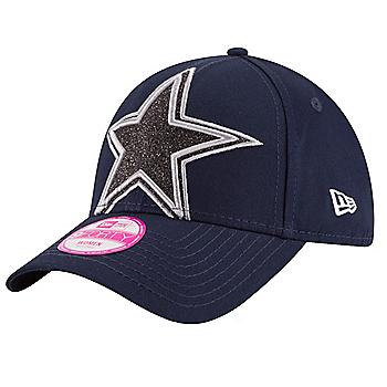 Dallas Cowboys New Era Glitter Glam 2 9Forty Cap