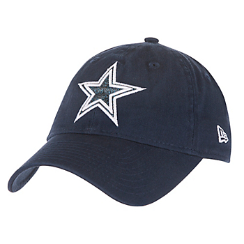 Dallas Cowboys New Era Team Glisten 9Twenty Hat