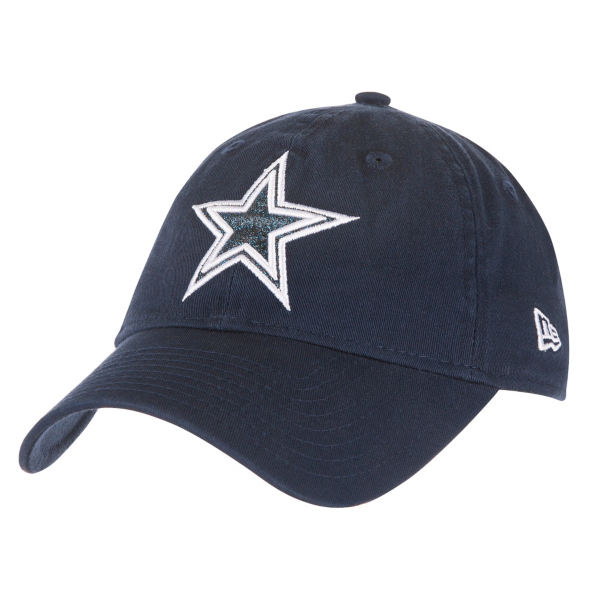Dallas Cowboys New Era Womens Team Glisten 9Twenty Hat