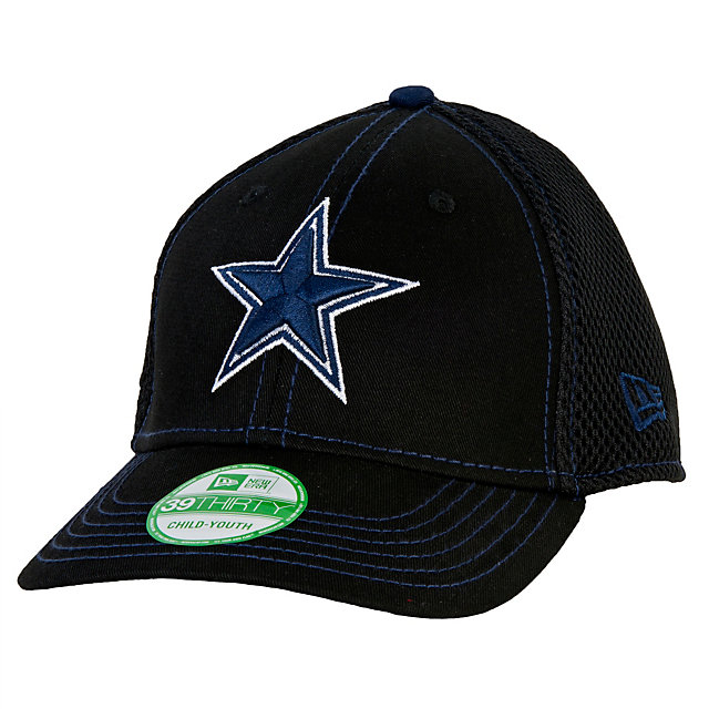 Dallas Cowboys New Era Jr Crux Line Neo 39Thirty Cap