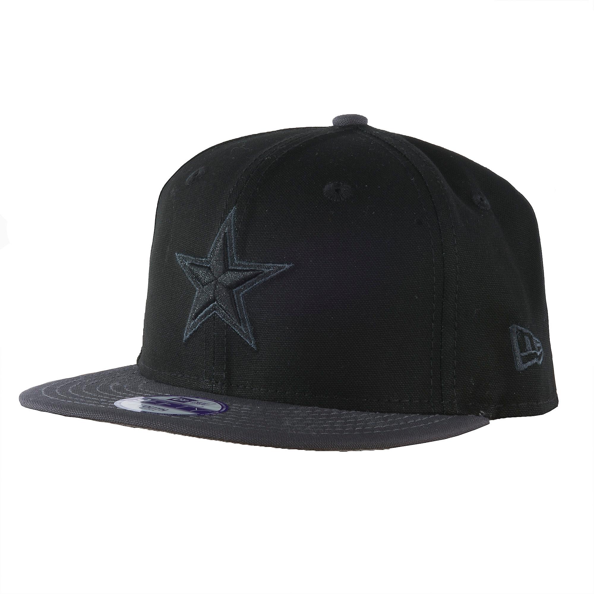 Dallas Cowboys New Era Jr Shore Snapper 9Fifty Cap