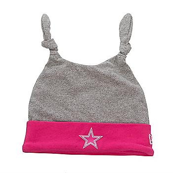 Dallas Cowboys New Era Heather Tot Dub Knit Cap