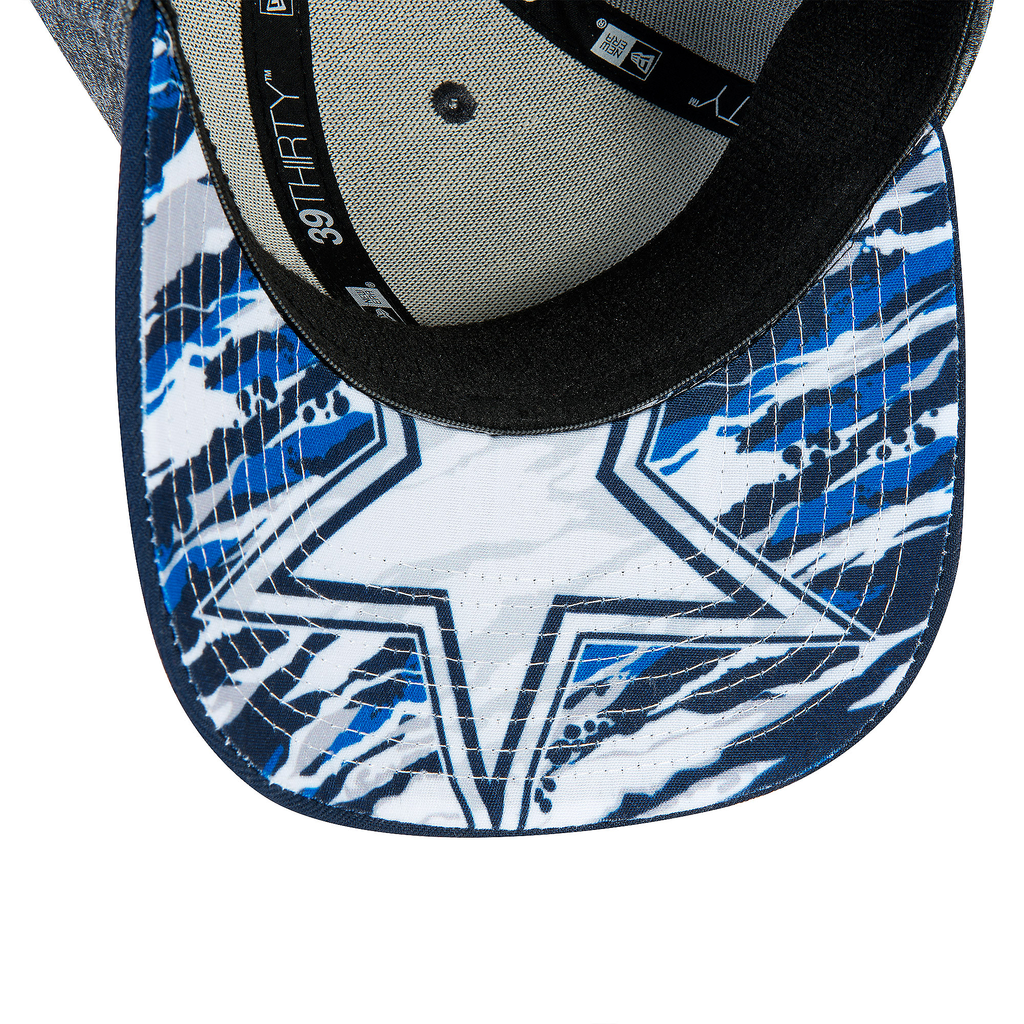 Dallas Cowboys New Era 2016 Draft Youth On Field 39Thirty Cap ... c977325ba1a