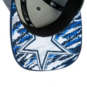 Dallas Cowboys New Era 2016 Draft Youth On Field 39Thirty Cap