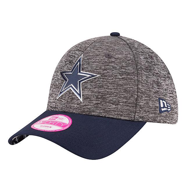 Dallas Cowboys New Era 2016 Draft Youth On Field 9Forty Cap
